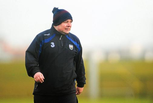 Waterford hurling manager Derek McGrath