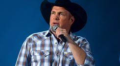 Garth Brooks: sell-out concerts at Croke Park. Getty Images