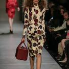 A model walks the runway at the Marc By Marc Jacobs Fall 2013 fashion show during Mercedes-Benz Fashion Week