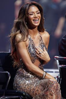 Nicole has become a fan favourite on the X Factor