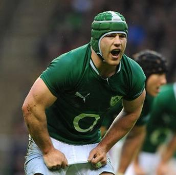 Ireland star Sean O'Brien believes dream treble could be on the cards