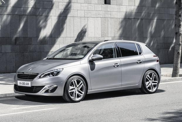 GET SMART: The Peugeot 308 looks smart and drives very sharply. Photo: Jean-Brice Lemal