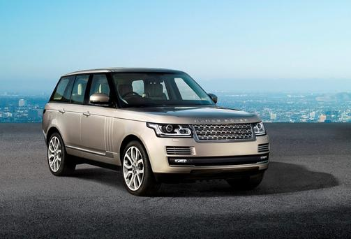 Customers could have to wait up to seven months for a Range Rover