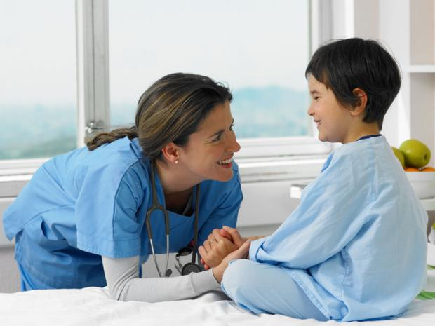Free GP care plan for under fives. Picture posed/THINKSTOCK