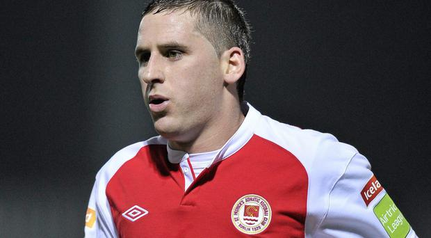 Dean Kelly, St Patrick's Athletic