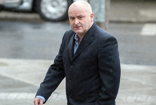 Thomas Egan was sentenced to seven and a half years in prison