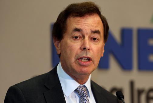 Minister for Justice Alan Shatter. Photo: Tony Gavin