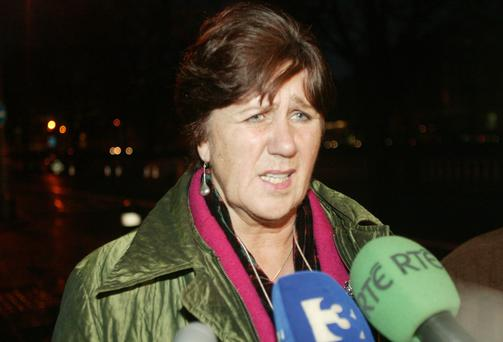 Ellen O'Malley Dunlop, CEO of the Dublin Rape Crisis Centre