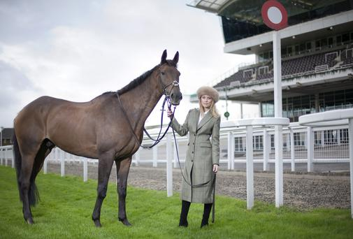 Sky Sports presenter and 'Irish Independent' columnist Rachel Wyse is the 2014 ambassador of the Cheltenham Festival.