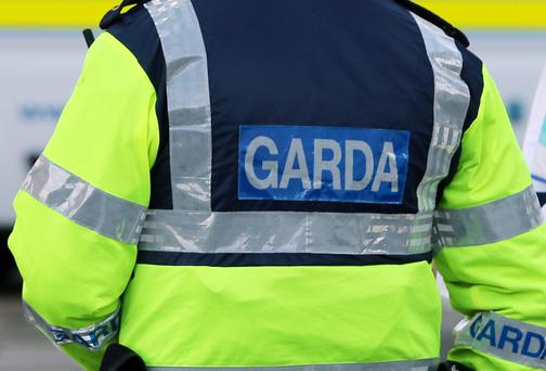 The incident occurred in Buncrana Co Donegal on the main Buncrana to Carndonagh road at around 10.30pm yesterday.