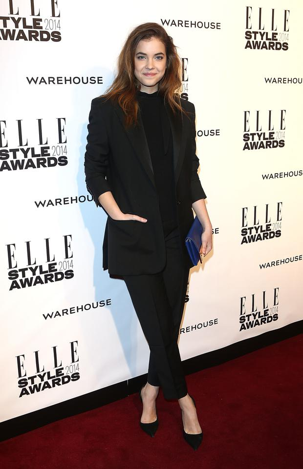 LONDON, ENGLAND - FEBRUARY 18: Barbara Palvin attends the Elle Style Awards 2014 at one Embankment on February 18, 2014 in London, England. (Photo by Tim P. Whitby/Getty Images)