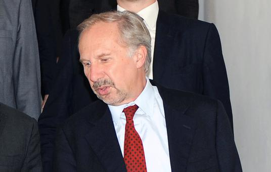 Ewald Nowotny. Photo: Getty Images