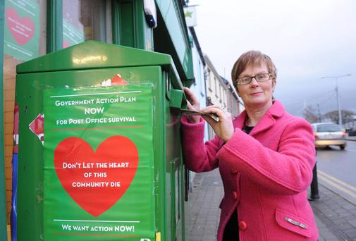 KIllorglin Post Mistress Nora Looney