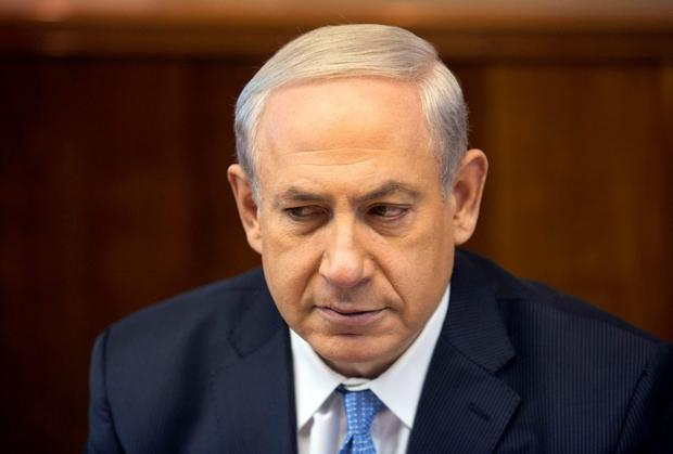 Israel's Prime Minister Benjamin Netanyahu has told his cabinet he is ready to continue talks