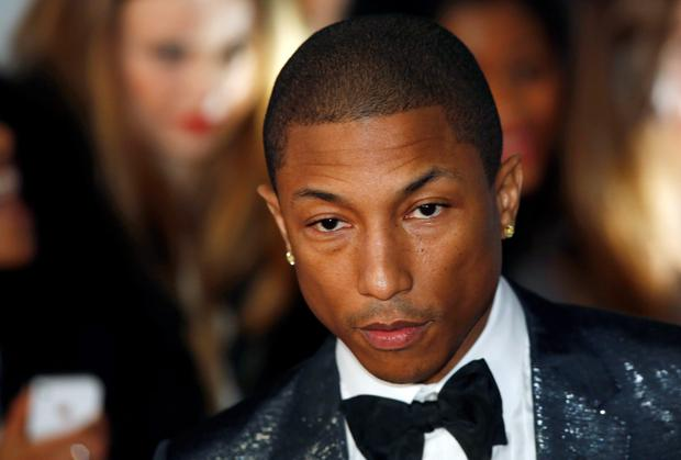 Singer Pharrell Williams. Reuters