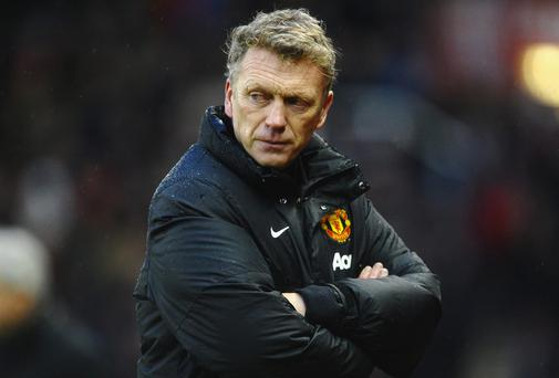 Things are going from bad to worse for Manchester United boss David Moyes.