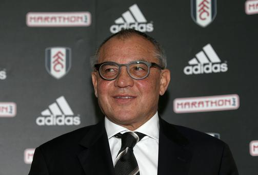 New Fulham manager Felix Magath