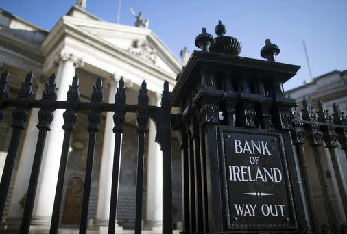 Bank of Ireland is understood to have provided €150m of debt financing for a deal to buy the Dublin industrial estate Central Park