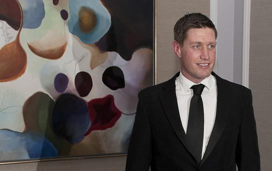 O'Gara blames the 'unbelievable food' for weight gain.
