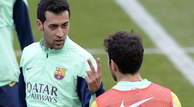 Busquets: City making excuses