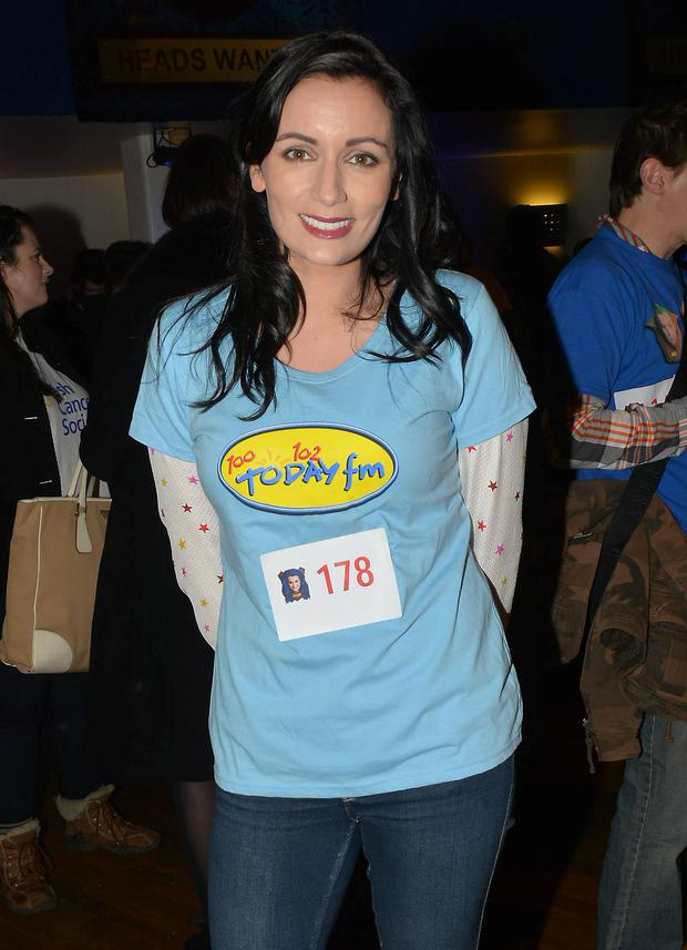Today FM's Louise Duffy is one of only two women on air daily during the week