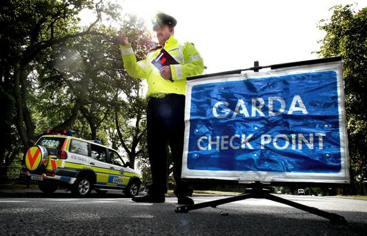 Only specially qualified gardai can speed from next week
