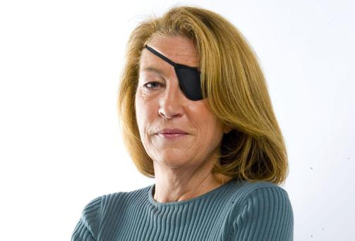 Marie Colvin, who killed near Homs in 2012