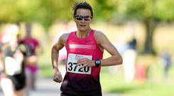 Olympic silver medallist Sonia O'Sullivan is one of the elite athletes that analytics company Orreco have worked with
