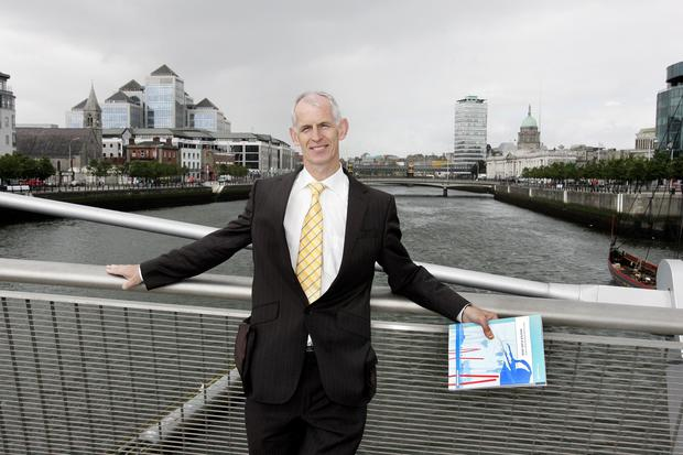 Paul Maloney, former chief executive of the Dublin Docklands Development Authority