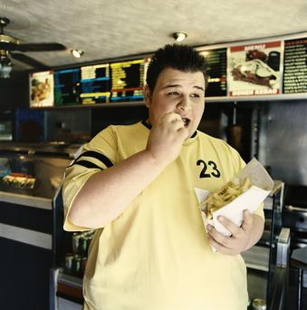 Fast food restaurants in Ireland are finally displaying the calorie count of their foods. Photo: Getty Images.