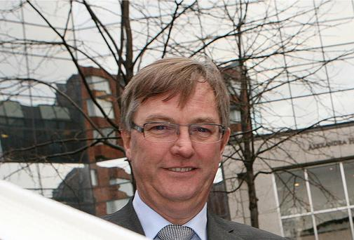 Irish Hotels Federation chief executive Tim Fenn