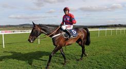 Sprinter Sacre has been ruled out for the rest of the season