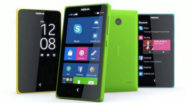 Nokia's new range of Android phones to be launched today