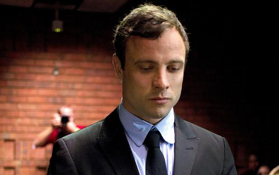 Oscar Pistorius, the celebrated athlete who became a murder suspect