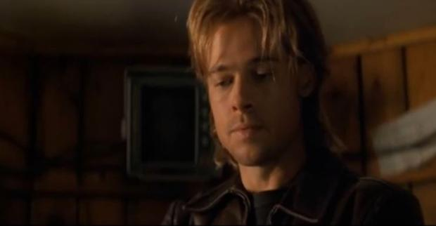 Acting icon Brad Pitt may have offended residents of Northern Ireland with his cringe-inducing performance of an IRA man on-the-run in The Devil's Own.
