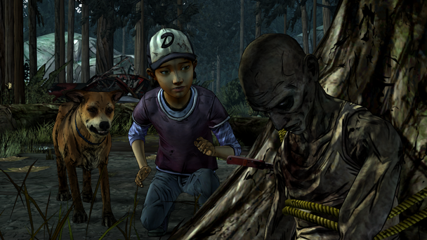 The Walking Dead Season Two, Episode One - All That Remains