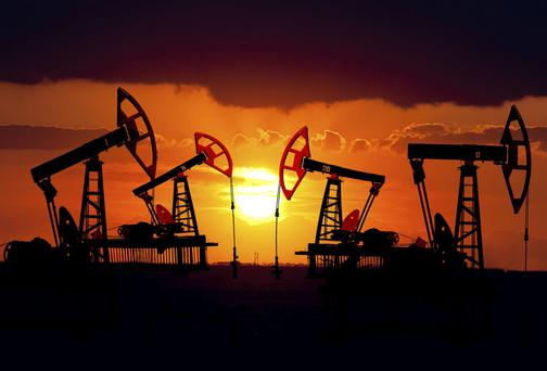 Irish oil explorer firms are expecting a cash boost.