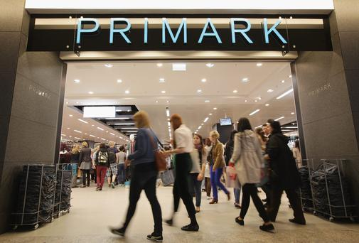 Primark, which trades as Penneys in Ireland