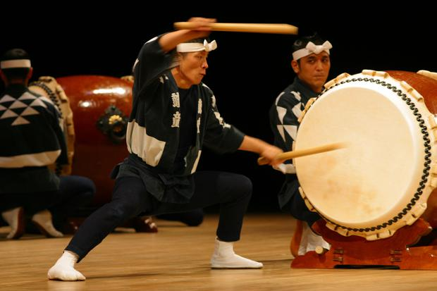 Kodo casts a mesmeric spell over its audience.