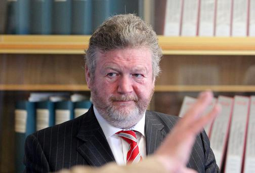 Minister for Health, James Reilly