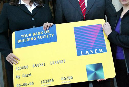 Laser will cease to be accepted from Friday