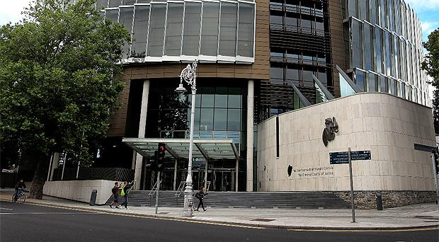 Criminal Courts of Justice (CCJ) Dublin
