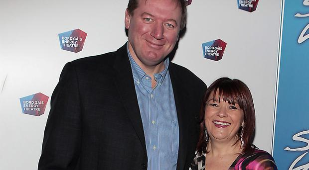 Neil Francis and Brenda Donoghue