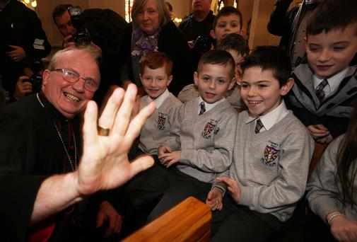 Rev. Dr. Donal McKeown, DD, former Auxiliary Bishop of Down and Conor, announced as The new Bishop of Derry.