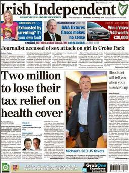 Today's Irish Independent