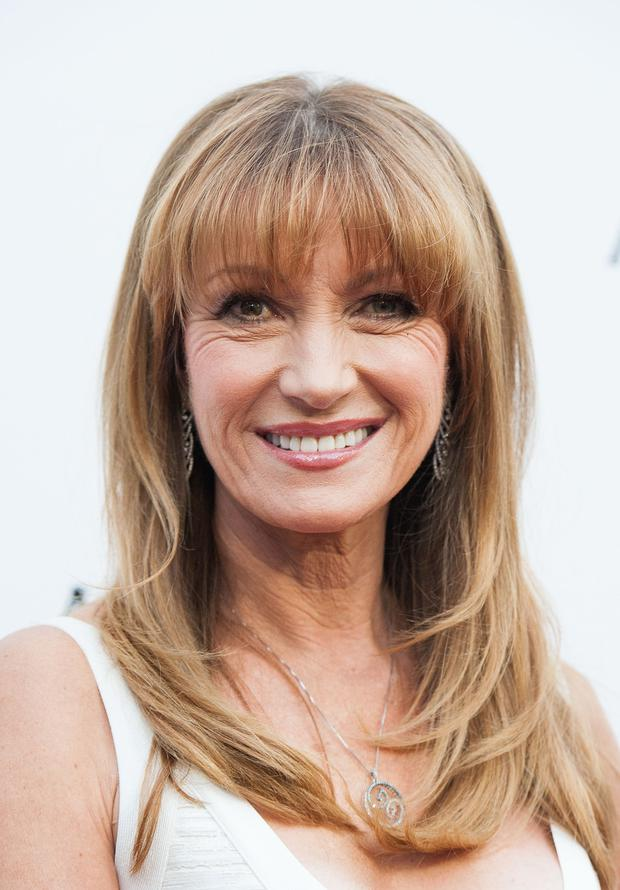 HOLLYWOOD, CA - AUGUST 08: Actress Jane Seymour arrives at the Premiere Of Sony Pictures Classics'