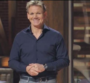 Gordon Ramsay becomes the latest victim of 'The Saturday Night Takeaway' prank (Photo: ITV)