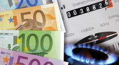 SSE Airtricity said it was reducing its gas prices by 4pc on April 1, with electricity costs for households going down by 2pc on the same day