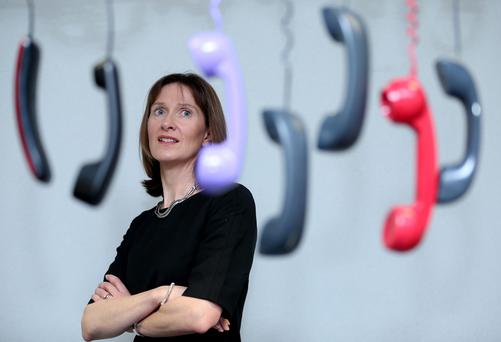 Edel Smith of the Food Safety Authority of Ireland, which experienced a flood of calls