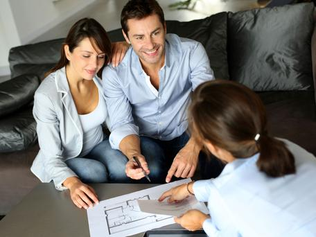 'The bureaucracy and paperwork can be daunting but the good news is that many mortgage brokers won't charge you directly.' Photo: Thinkstock